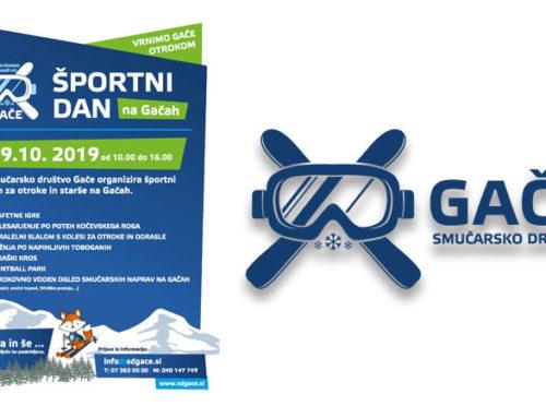 Športni dan na Gačah – 19.10.2019